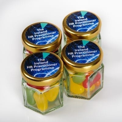 Branded Sweet Jars - Maria's Little Wrappers