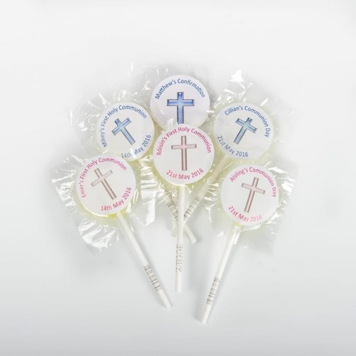 Lollipop with Cross