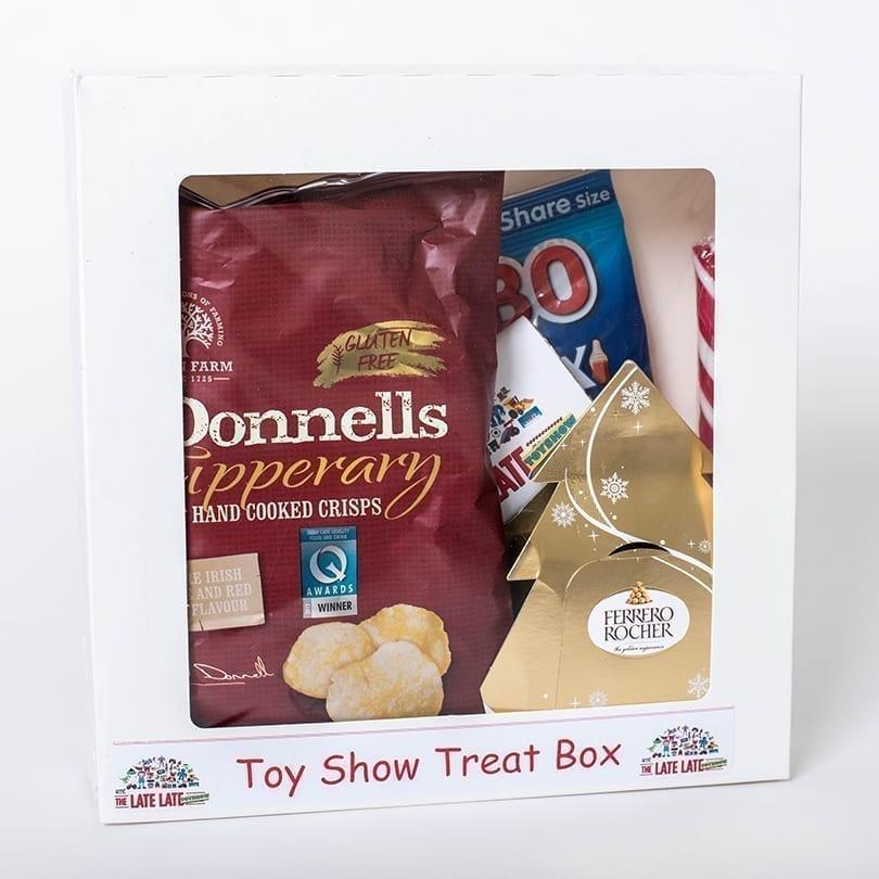 The Big Kid Treat Box - Personalised Choclates
