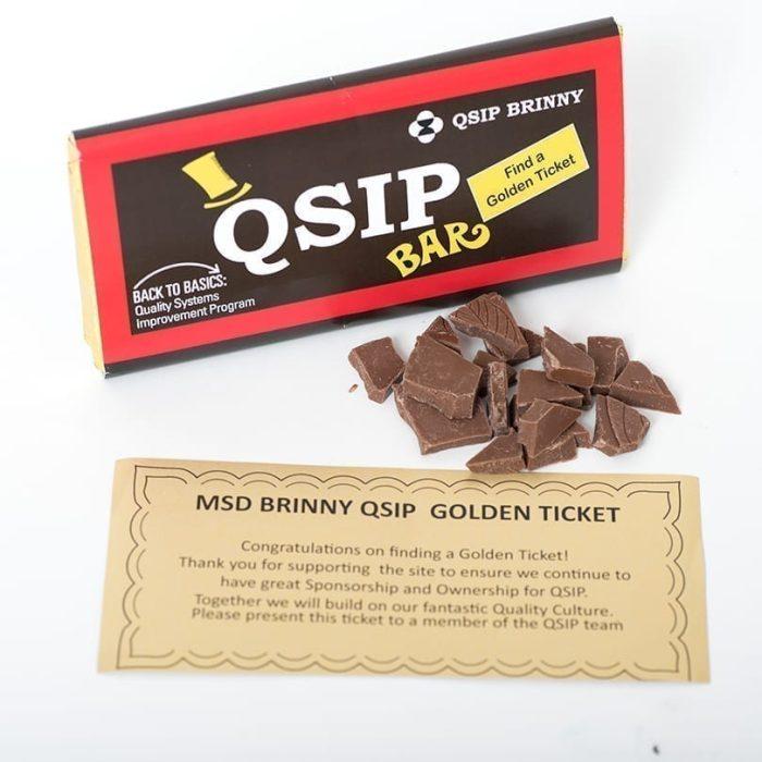 Large Branded Bars - Personalised Chocolates