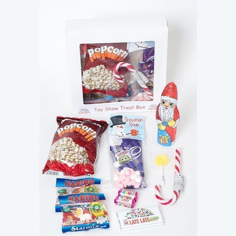 Toy Show Treat Box - Personalised Chocolates
