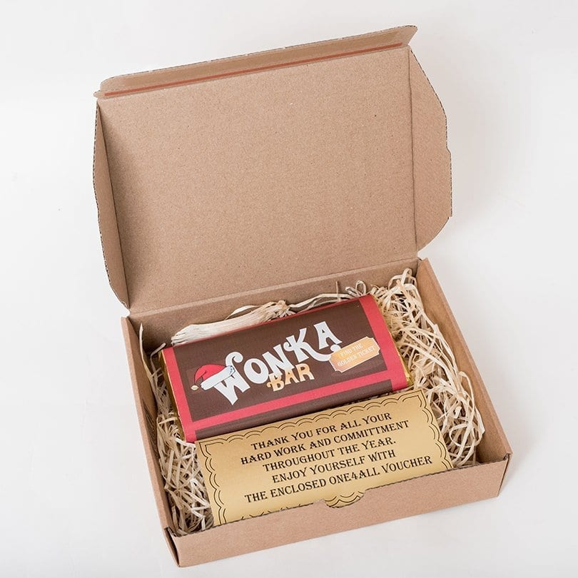 Corporate Appreciation Box - Personalised Chocolates