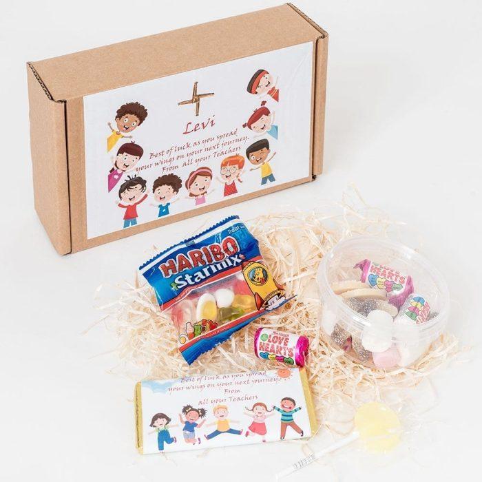 Graduation Treat Box - Personalised Chocolates