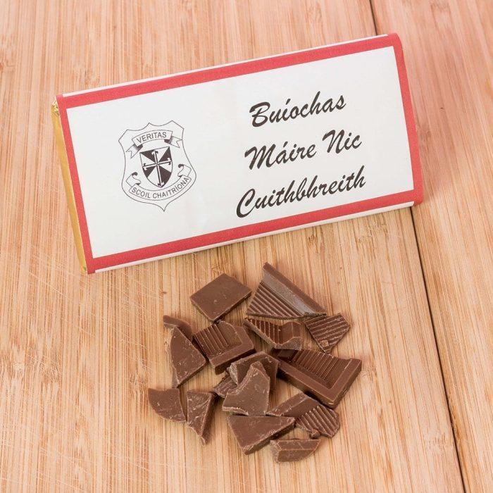 Thank You Personalised - Personalised Chocolates